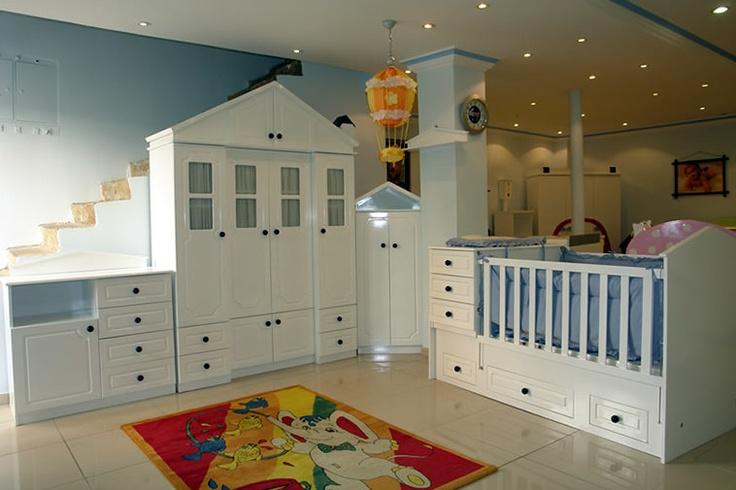 -Bal Tadında-: BEBEĞE DAİR;Bu yılın trend bebek yatak odaları...