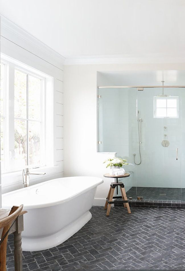 For The Shower, Master   House Envy: Coastal Elegance In Newport Beach
