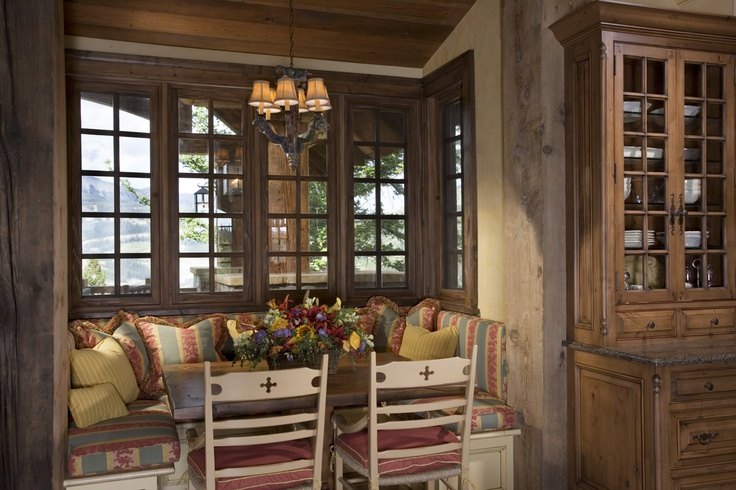 Mountain Designed Rooms