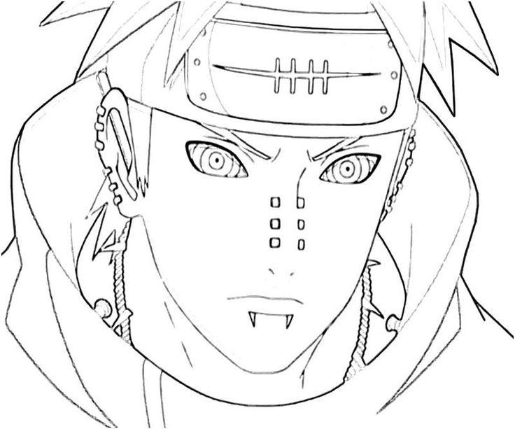 Pin de Marta em Naruto Naruto desenho, Desenhos e Como