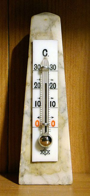 Temperatura seca del aire: la temperatura seca del aire (TA) es la temperatura del aire medida, por ejemplo, con un termómetro convencional de mercurio u otro método adecuado y fiable, que reúna las siguientes características...