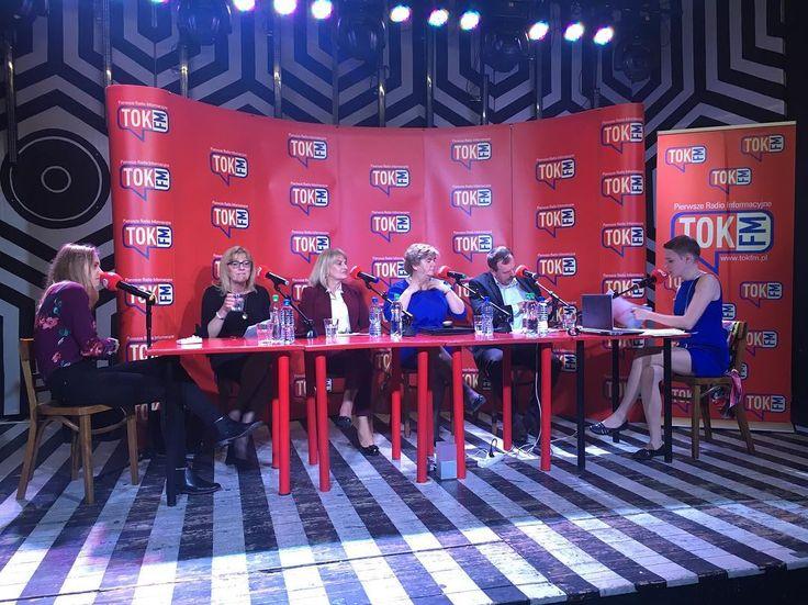 Zapraszamy Was na debatę o #reformaedukacji w #Białystok. 18:00 klub Zmiana Klimatu Warszawska 6. #usłysz #TOKFM