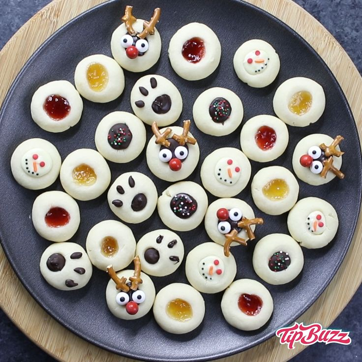 Thumbprint Cookies are a festive treat that melts in your mouth with irresistibl… – TipBuzz | Easy Recipe and DIY Tips