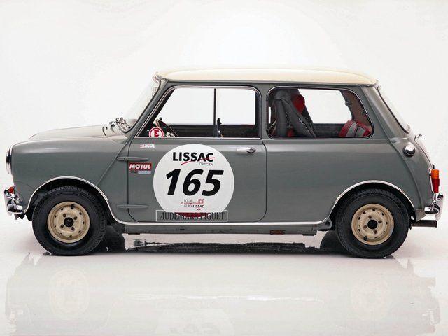 Austin Mini Cooper S Rally '64-'68