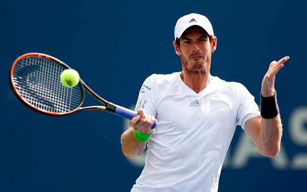 Scot records his best win since lifting the Wimbledon trophy last year to set up a blockbuster US Open quarter-final against Novak Djokovic.