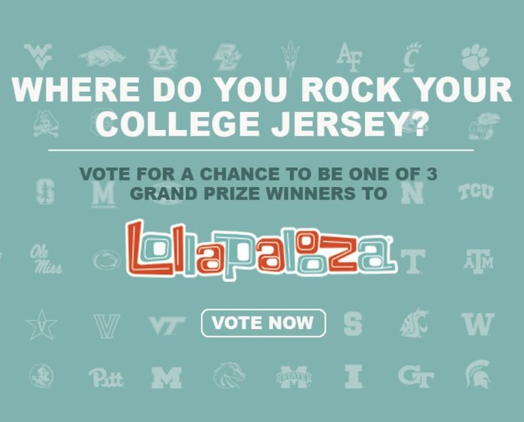 3 Grand Prize Winners will win a trip for 2 to the 2018 Lollapalooza music festival in Chicago, Illinois, scheduled for August 2-5, 2018. Includes round-trip coach-class airline tickets from the major U.S. gateway airport nearest to winner's residence...