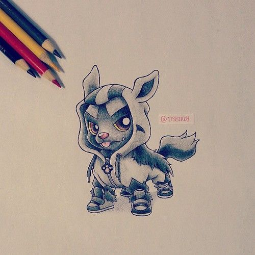 ONE OF MY ABSOLUTELY FAVORITE POKEMON!!!