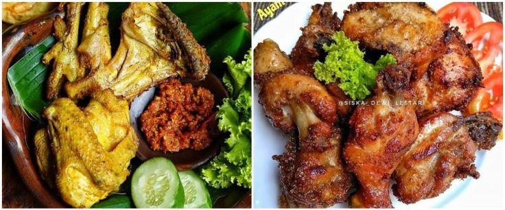 Kamu Bisa Nih Mengkreasikan Beberapa Resep Ayam Goreng Gurih Ini Di Rumah Di 2020 Resep Ayam Ayam Goreng Resep