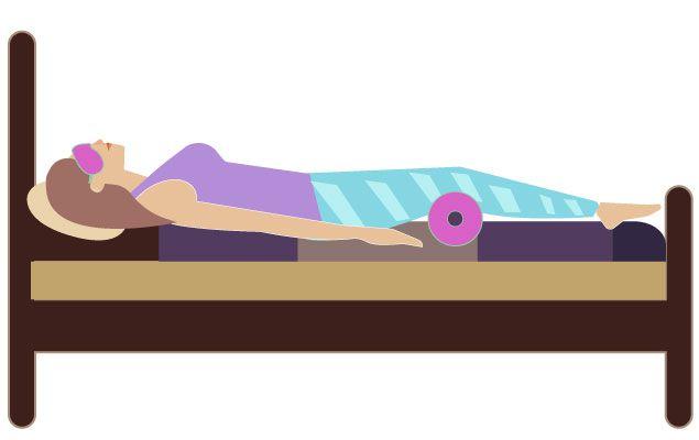 правильные позы для сна