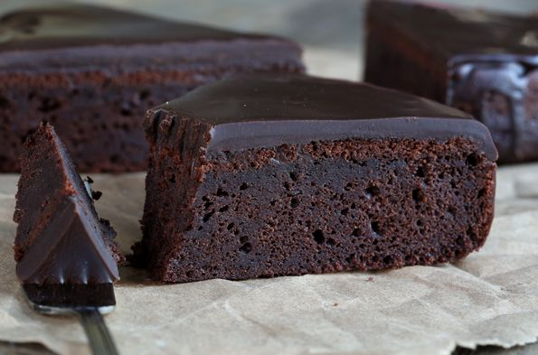 One Bowl Gluten Free Chocolate Cake - Gluten-Free on a Shoestring
