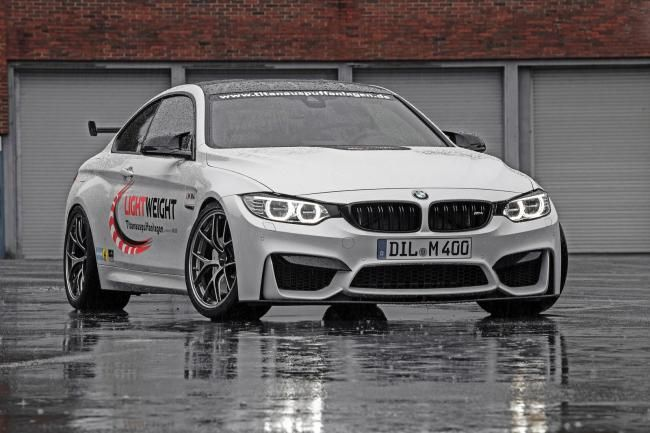 Lightweight BMW M4 Coupe Front Angle Photo HD Car Wallpaper with better image resolution. You can download other HD car wallpapers, high-resolution pictures and photos at Inopowers.net