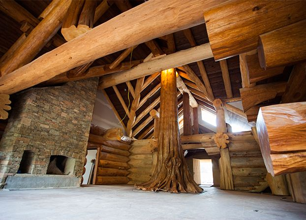 17 best images about timber kings williams lake b c on for Cabin builders in arkansas