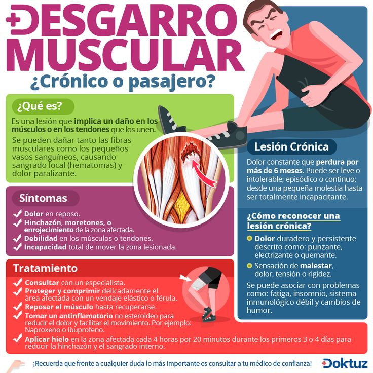 Descarte muscular , como prevenirlo