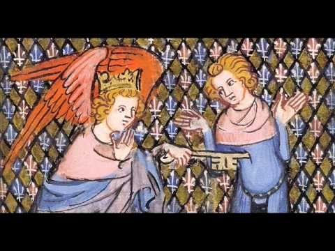 England - Anon. 1225: Miri it is while sumer ilast - YouTube