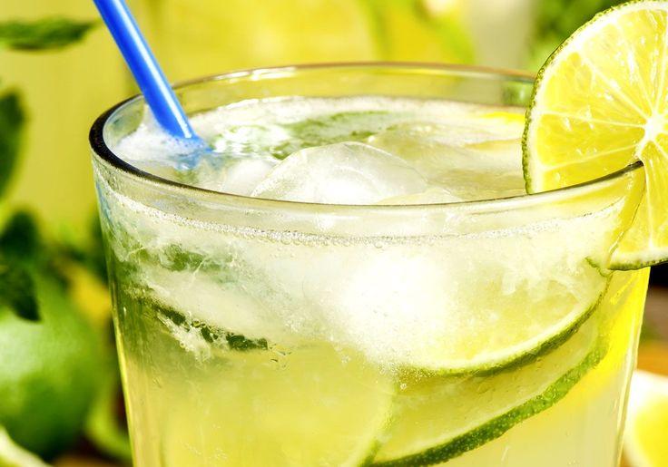 Suco seca-barriga: perca até 5 kg com a mistura de limão e berinjela