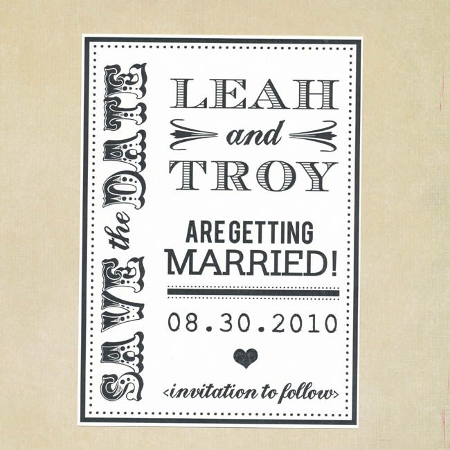 Free printable save the date wedding invitations
