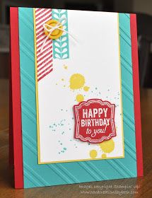 """Card Creations by Beth: Giving """"Grunge"""" A Try (FMS97)"""