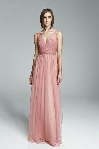 Amsale Alyce Dress