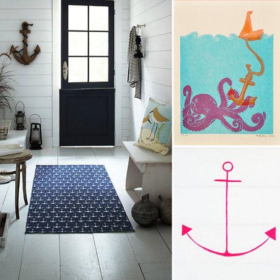 17 Best Ideas About Nautical Interior On Pinterest Vintage Nautical Decor