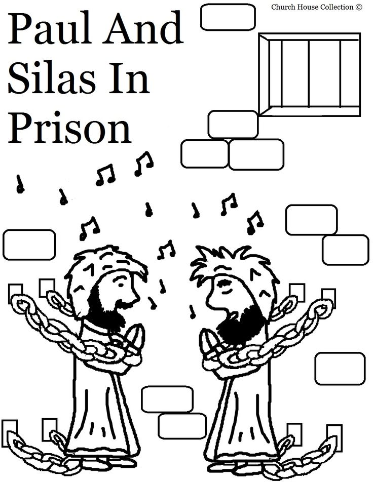 58 best Paul and Silas images on