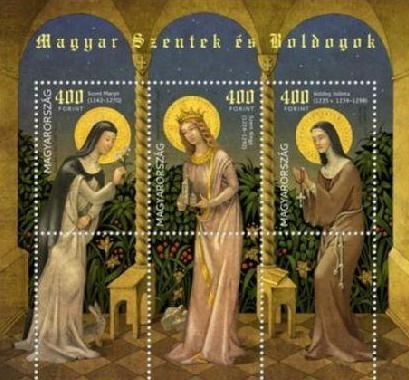 Hungary - 2017 Saints and Blesseds V M/S (Pre-Order) (MNH)
