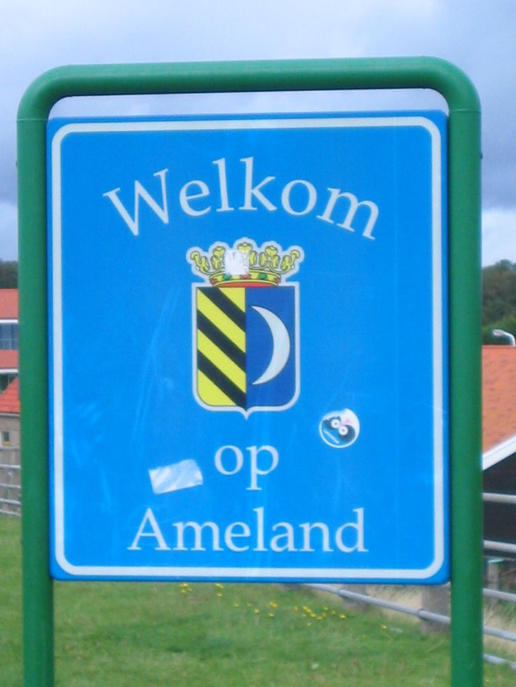 Ameland. The place to be :-)