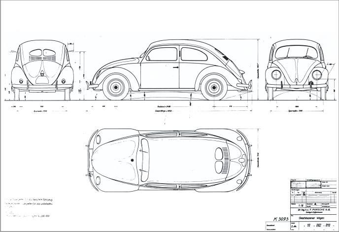 47 best vw t2 line drawings images on pinterest