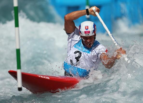 Olympics Day 2 - Canoe Slalom