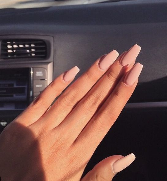 Reasons to make nude your favorite nail color – Fashion | Beauty | Accessories