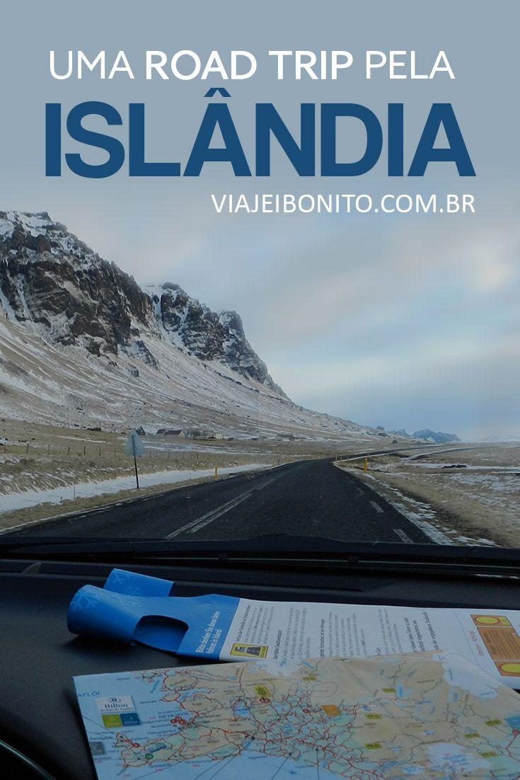 Planejamento para uma road trip pela Islândia. Roteiro completo e dicas de segurança para dirigir na neve