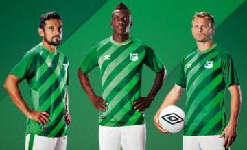 Deportivo Cali 2015 Umbro Home Kit