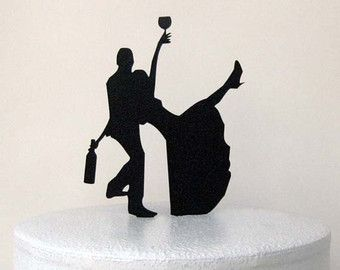 1000 Ideas About Funny Cake Toppers On Pinterest