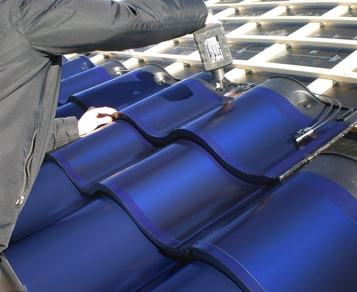 Solar Panel Tiles