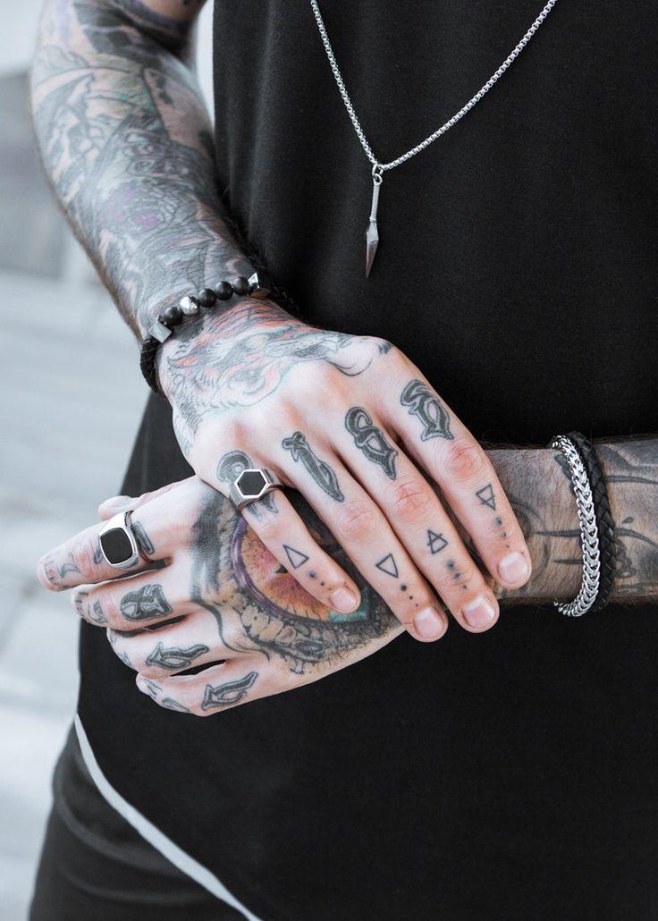 Piece Black Ring Cores