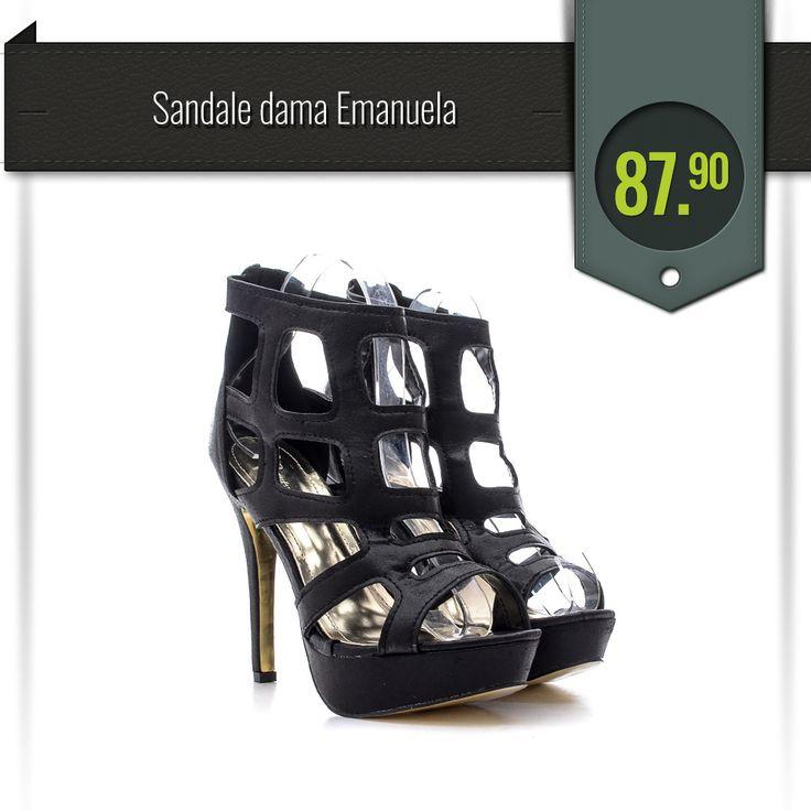 Sandalele sunt cele mai prietenoase incaltari pe care le poti purta in acest sezon. Ti-ai innoit colectia?