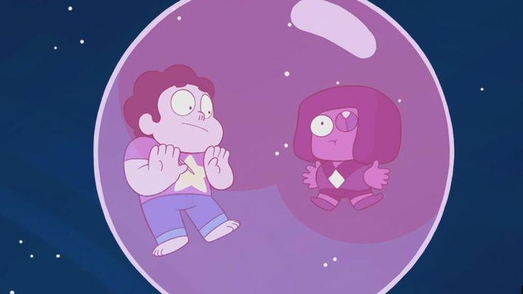Steven and eye Ruby.