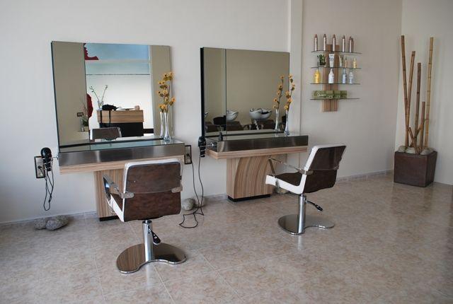Mobiliario productos y complementos de peluqueria y estetica solocalidad noticias - Ideas para decorar una peluqueria ...
