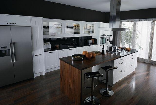 wickes kitchen instead of built in fridge freezer..