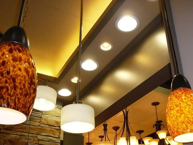 Examples of ambient task and accent lighting interior design inspirations and articles