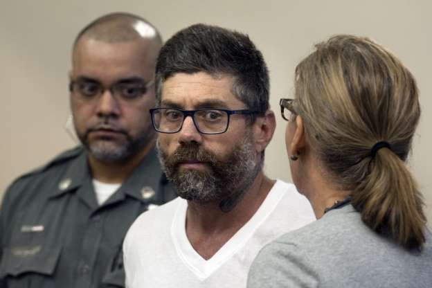 Fight tacit cultural license to abuse women.  He tried to kill her mother 10 years ago.  Walter DaSilva, center, of Danbury, Conn., appears in Superior Court for an extradition hearing in Bridgeport, Conn., on Monday, Aug. 8, 2016. DaSilva was arrested in Bridgeport on Friday, and is wanted as a suspect in the July 3 fatal shooting of his 19-year old daughter, Sabrina DaSilva, in New Bedford, Mass. (Ned Gerard/Hearst Connecticut Media via AP, Pool)