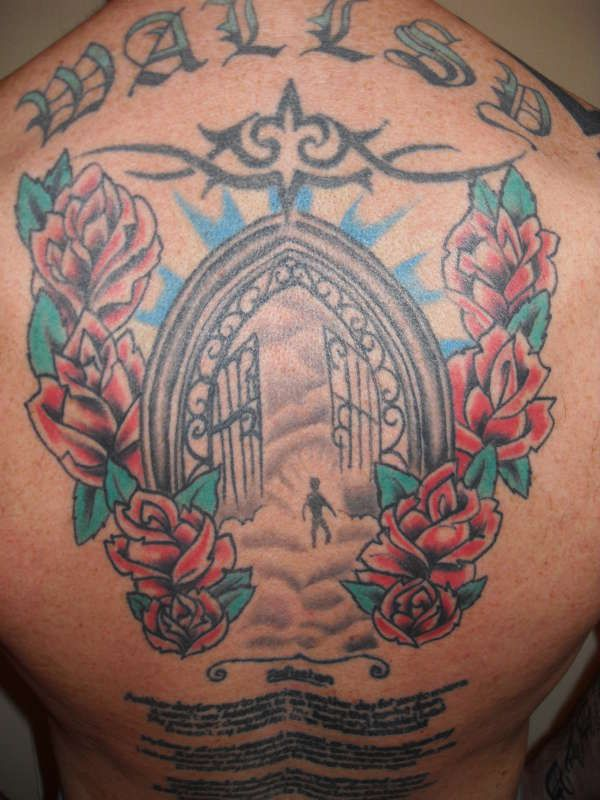 20 best images about heaven tattoo design on pinterest on back light tattoo and picture tattoos. Black Bedroom Furniture Sets. Home Design Ideas