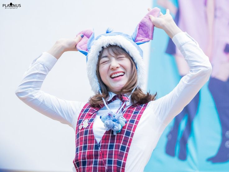 Kim SeJeong (gugudan) Daegu Fansign