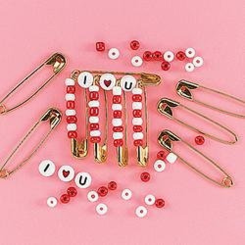 240 best safety pin jewelry images on pinterest safety for Safety pins for crafts