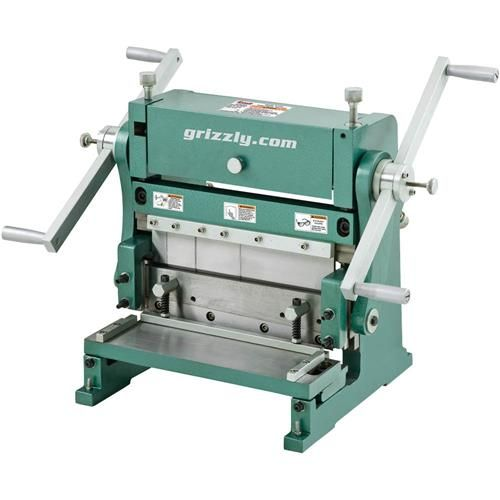"""12"""" 3-in-1 Sheet Metal Machine 