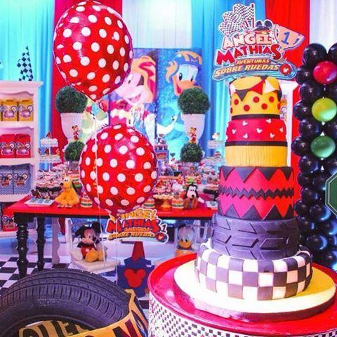 Resultado de imagen para mickey mouse aventuras sobre ruedas decorados
