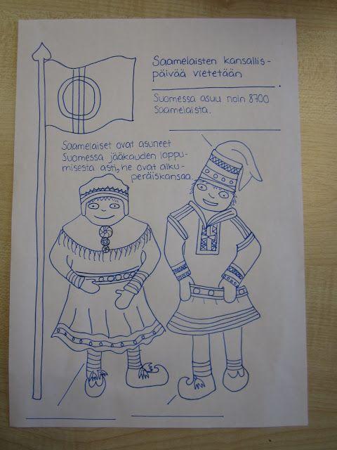 Open ideat: Saamen kansallispäivä ja perinnekäsityöt