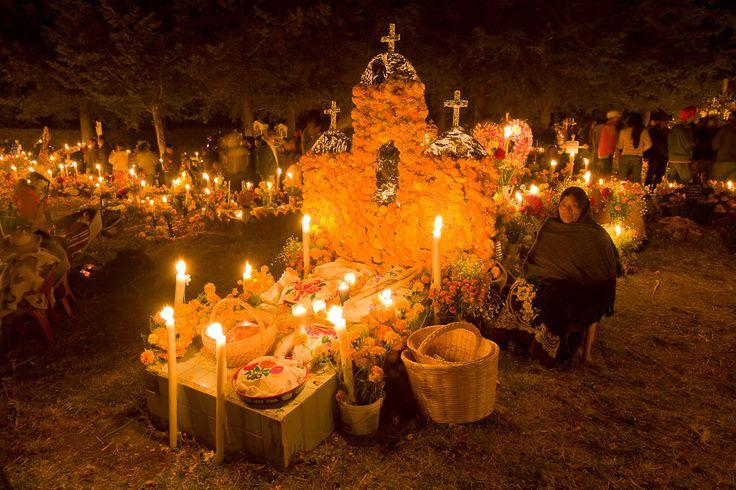 DIA De Los Muertos Celebration | Photo Credit: Tom Robinson Photography