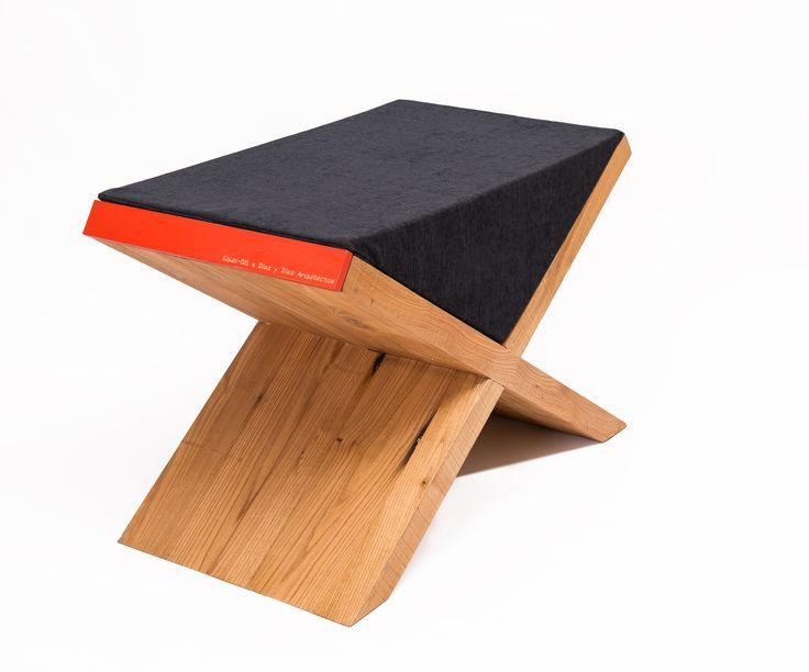 Cadeira Equis001. Díaz y Díaz Arquitectos.   https://www.diazydiazarquitectos.com/proyectos/