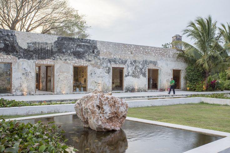 Galería de Hacienda Niop / R79 + AS Arquitectura - 22