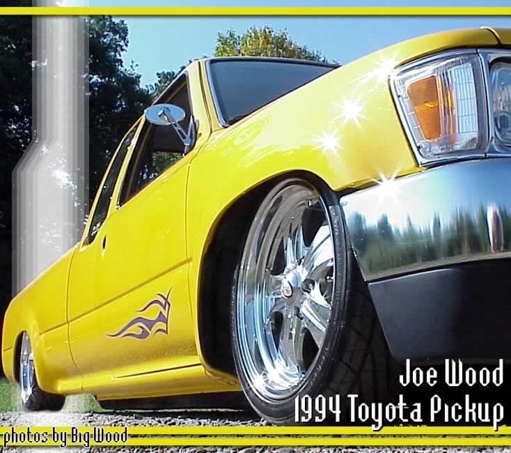 1994 Toyota Pickup Dropped Gauge Magazine In 2020 Toyota Custom Door Handle Car Audio Systems